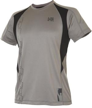 Luta Speed-Tech Grey Training Top